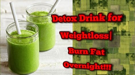 How To Detox Your Stomach Overnight by Bedtime Detox Drink How To Lose Belly Overnight Drink