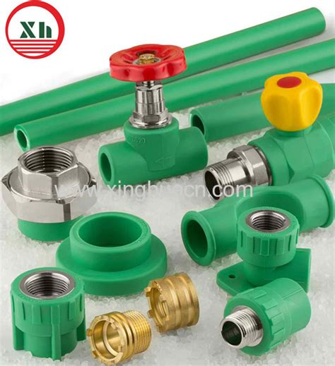 Green Plumbing Supply ppr y type filter valve for water supply from china