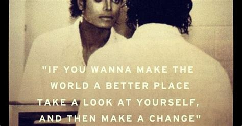 michael jackson make the world a better place lyrics if you want to make the world a better place take a look