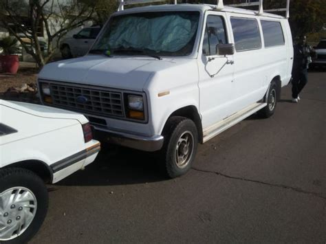 old car owners manuals 1986 ford e series parking system ford e 350 custom cargo service van