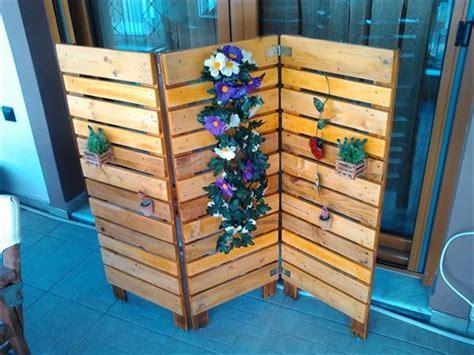 pallet room divider how to make pallet room divider pallets designs