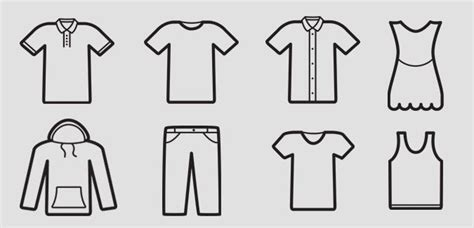 blank clothes templates miscellaneous pinterest