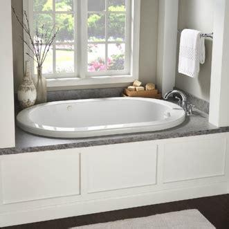 58 inch whirlpool bathtub eljer ridgefield 58 inch by 38 inch oval whirlpool