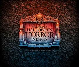 halloween horror nights 27 ticket and package information