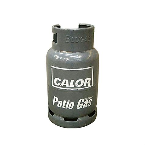 Patio Gas Refill by Calor 11 Kilo Patio Gas Refill Grey Bottle Grahams