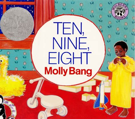 ten books ten nine eight by molly illustrated by molly