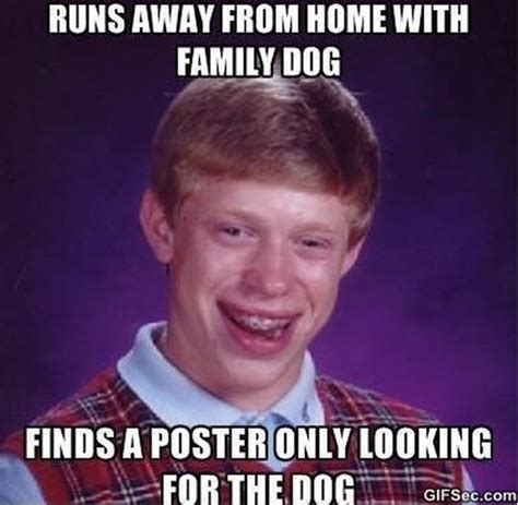 Bad Meme - funny bad luck brian meme 2015 memes