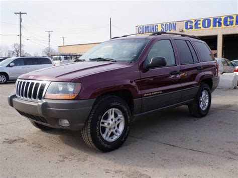 4wd Low Jeep Grand 2000 Jeep Grand Laredo 4dr 4wd Suv In Brownstown