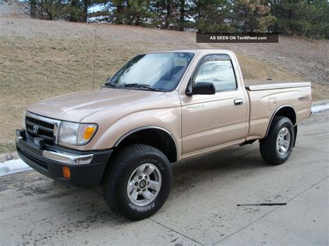 how to work on cars 1999 toyota tacoma xtra electronic toll collection 1999 toyota tacoma partsopen