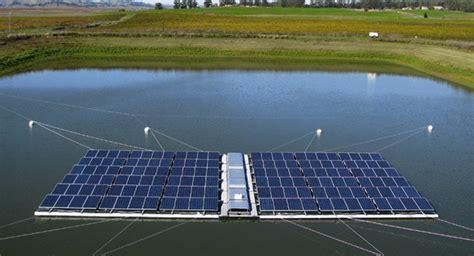 lade galleggianti 161 los proyectos solares flotantes la fotovoltaica no tiene