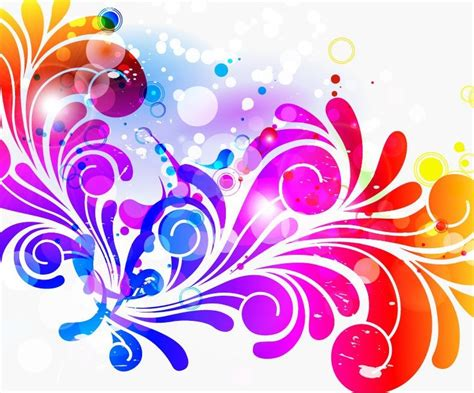 colorful wallpaper eps graphic design backgrounds design colorful background