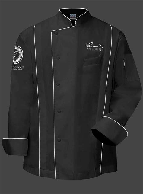 design uniform jacket romulo chef jacket black does anybody no where i can get