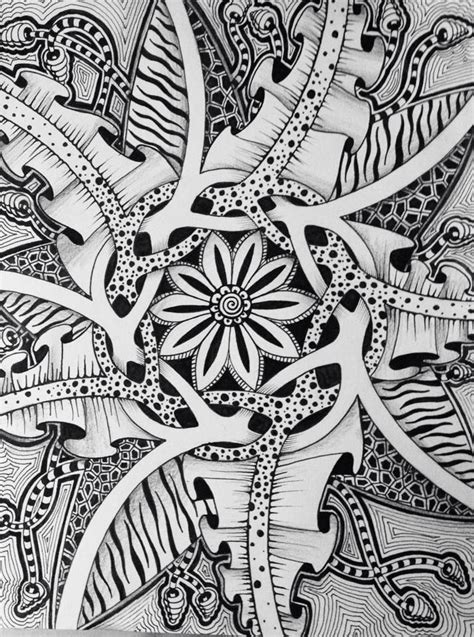 amaze zentangle pattern amazing zentangle love the interwoven branches in the
