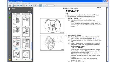 online car repair manuals free 2006 scion xb parking system 2006 scion tc repair manual