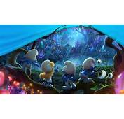 Wallpaper Smurfs The Lost Village 2017 Movies Animation