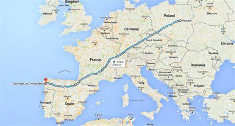 how to do the camino de santiago polacy to d蛯ugodystansowcy czyli camino z polski do