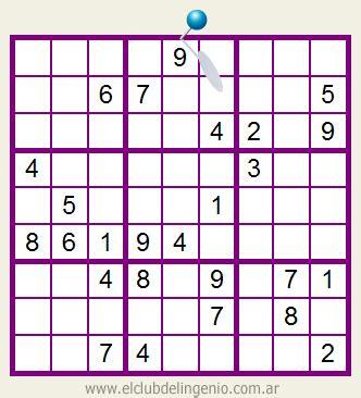 sudoku samurai para imprimir nivel difcil juego sudoku dif 237 cil sudoku interactivo on line el club del ingenio