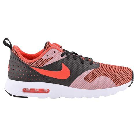 Nike Airmax Premium Running Shoes nike mens air max tavas premium running shoes black