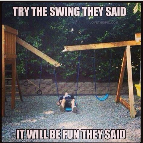i want to try swinging try the swing pictures photos and images for facebook