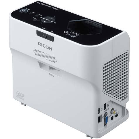 Proyektor Ricoh Ricoh Pj Wx4141ni Portable Ultra Throw Dlp