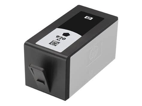 Newbaru Hp 920xl Black Original cd975ae hp 920xl high yield black original officejet ink cartridge currys pc world