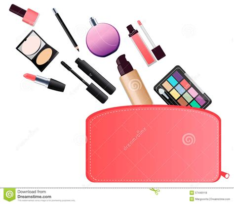 make up clip makeup bag clipart clipground