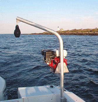 small boat haulers marine net hauler marine world