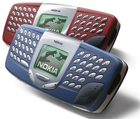 handphone nokia 5510 mp3 and qwerty keypad