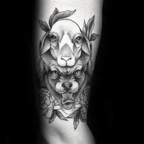 nicholas barclay tattoos 13 nicholas barclay tattoos wolf in sheeps clothing