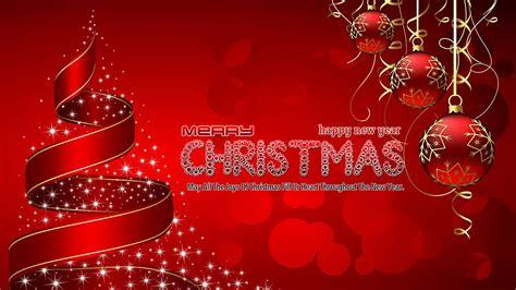 merry christmas wishes christmas tree wallpaper 1600x900