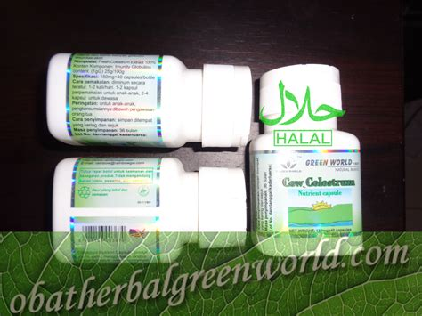 Obat Herbal Green obat herbal untuk alergi terbaik herbal green world global