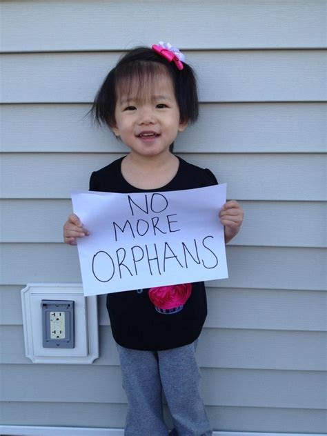 Adopted More by No More Orphans