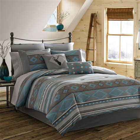 true timber southwest bedding collection comforter sets