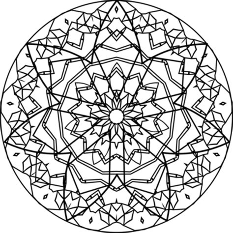 mandala template simple patterns and designs to draw sketch coloring page