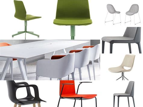 Modern Conference Room Chairs by Meeting Rooms Archives Spaceist