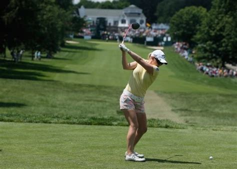 morgan pressel swing 46 best images about golf on pinterest golf tips