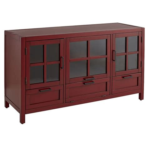home design imports furniture sausalito medium tv stand antique red cast iron home