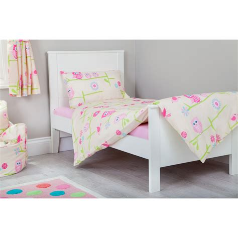 baby toddler beds childrens junior cotbed bed duvet cover pillowcase