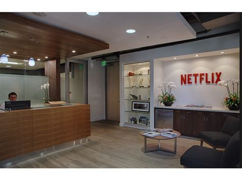 Office Space On Netflix Netflix To Relocate From Beverly To Studio Cus