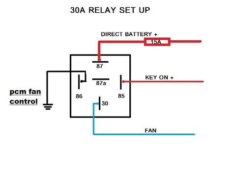 12v 30 relay wiring diagram 12v 5 prong relay wiring