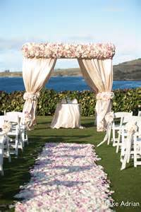 Marriage Canopy by The Ritz Carlton Kapalua Maui Wedding Photos By Mike