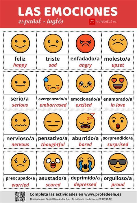 imagenes de la vida trae emociones vocabulario de las emociones profedeele es