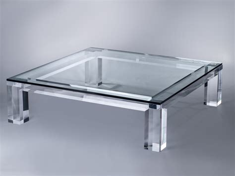 plexi craft coffee table david s folly coffee table plexi craft signature collection