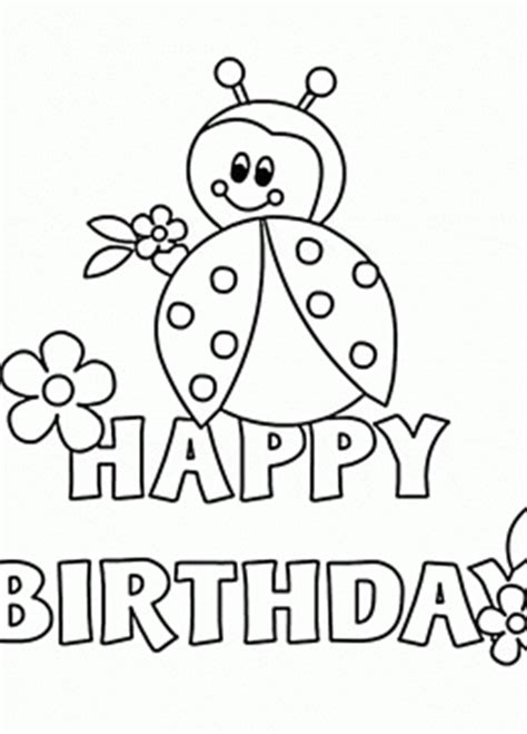 4th birthday cake coloring page coloring coloring pages
