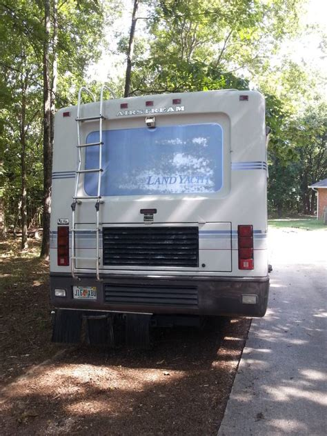 1994 airstream land yacht for sale 1994 airstream land yacht 35ft motorhome for sale in