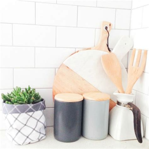 Kmart Kitchen Decor by Kitchen Styling How To Organise Your Kitchen Bench The
