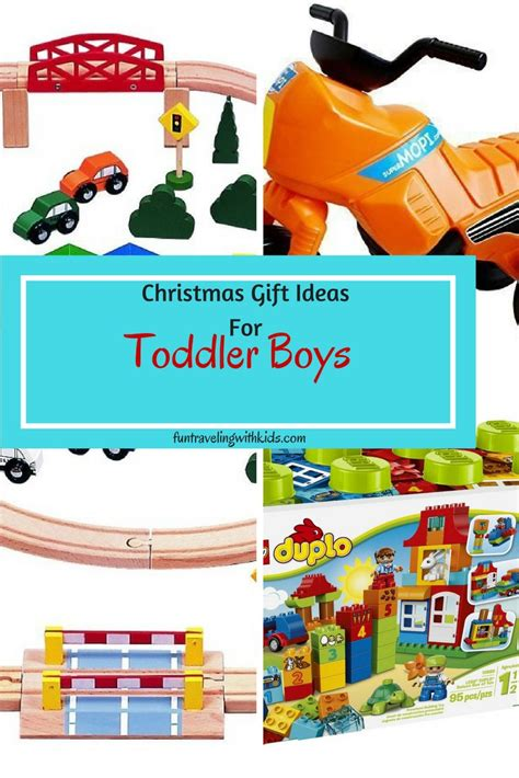 all about christmas gift ideas for toddler boys fun