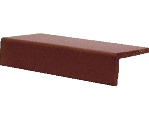 steinzeug fliesen kaufen steinzeug l 228 ngsschenkel uni rot 24x11 5x5 2 cm jetzt