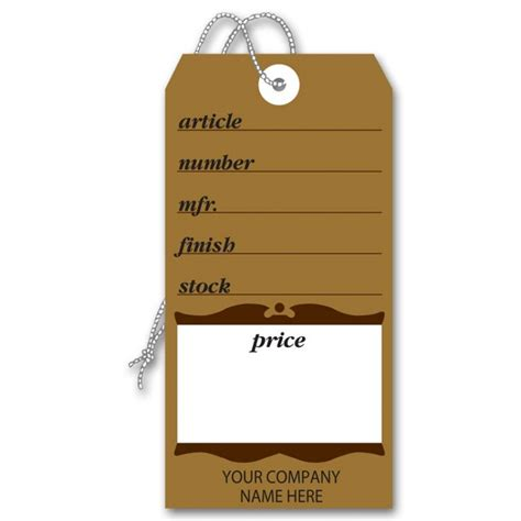 tag furniture durable furniture brown tags 178 at print ez