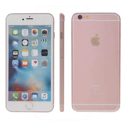 high quality color screen non working dummy 5 5 inch display model for iphone 6s plus